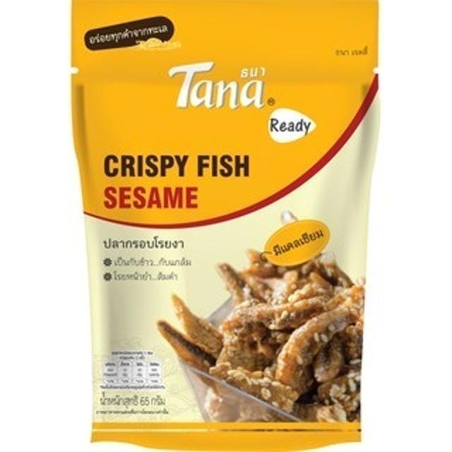 Tana ปลากรอบโรยงา 1