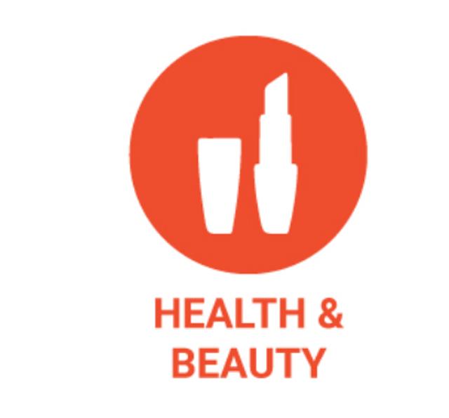 SHOPEE CODE เก็บโค้ดส่วนลดสินค้าสุขภาพและความงาม (Health & Beauty) 1