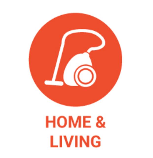 SHOPEE CODE เก็บโค้ดส่วนลดสินค้าตกแต่งบ้าน (Home & Living) 1