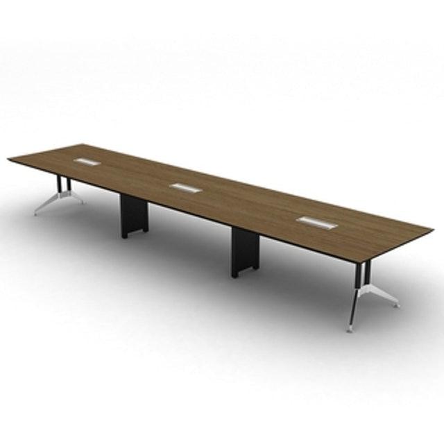 INDEX LIVING MALL โต๊ะประชุม รุ่น TRAVOTO SQUARE 1
