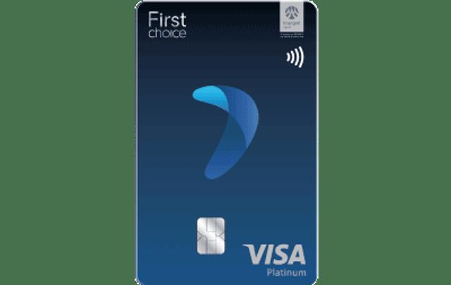 Krungsri Firstchoice Visa Platinum 1