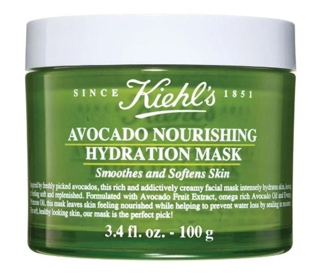 KIEHL'S Avocado Nourishing Hydration Mask 1