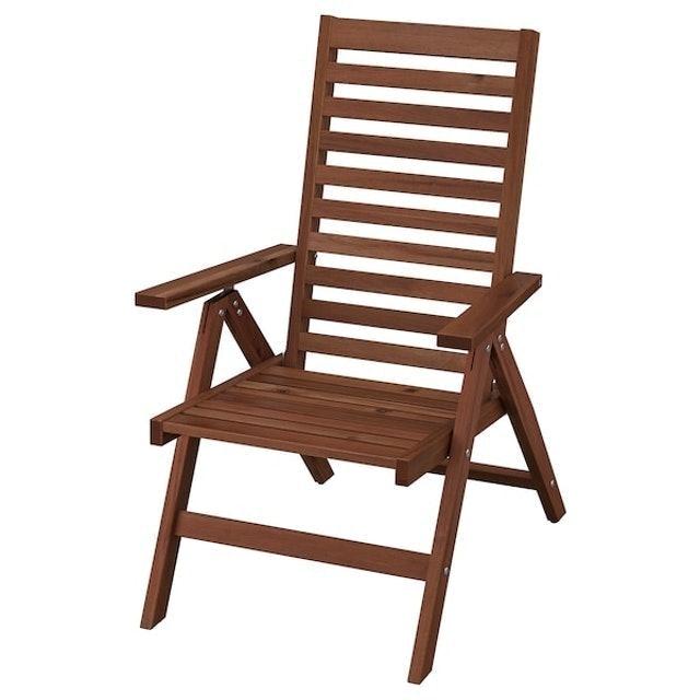 IKEA  เก้าอี้สนาม รุ่น ÄPPLARÖ 1