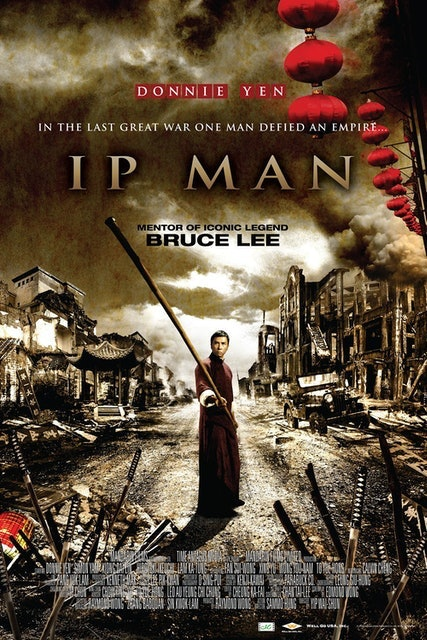 Mandarin Films Ip Man 1