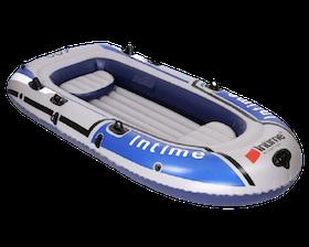 10 อันดับ เรือยางเป่าลม ยี่ห้อไหนดี ฉบับล่าสุดปี 2021 ใช้ตกปลา พายคายัคได้ มีแบบติดเครื่องยนต์ได้ 4