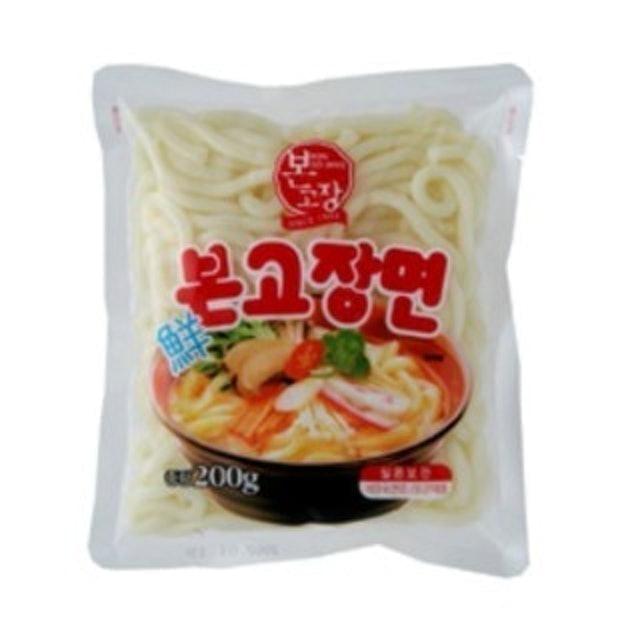 Bongojong Myun เส้นอุด้ง | อุด้งเส้นสด Hanil Bongojong Myun 1