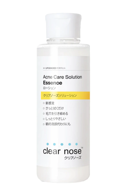 Clear Nose น้ำตบลดสิว Acne Care Solution Essence 1