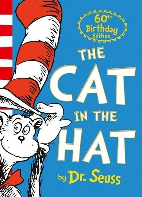 Dr. Seuss The Cat in the Hat 1