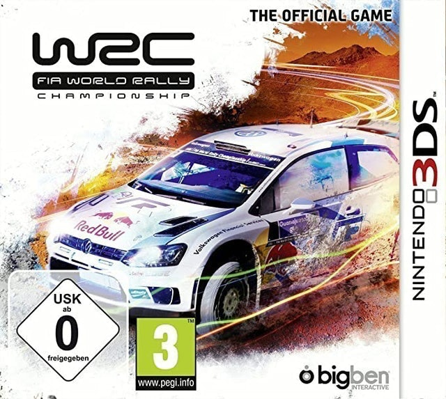 Firebrand Games WRC Official Game of the FIA World Rally Championship 1