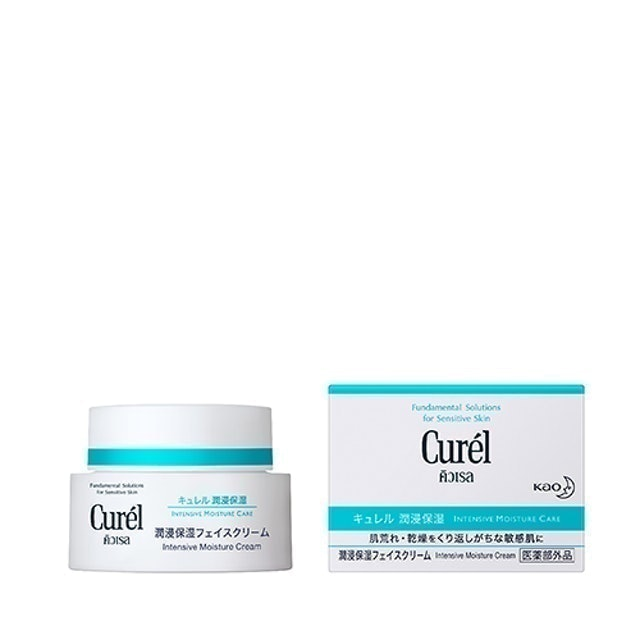 Curel Intensive Moisture Care Intensive Moisture Cream 1