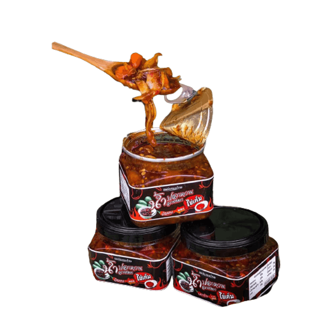 แม่นิชขนมไทย น้ำปลาหวาน ไข่เค็ม 1