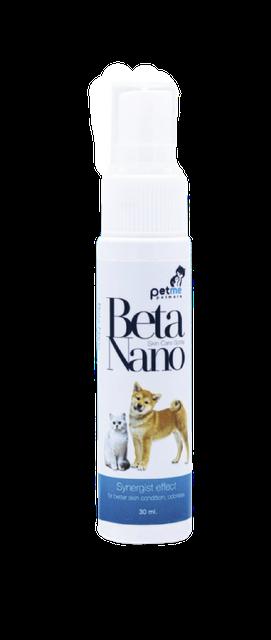 Petme สเปรย์บำรุงขนสุนัข Beta Nano Spray 1