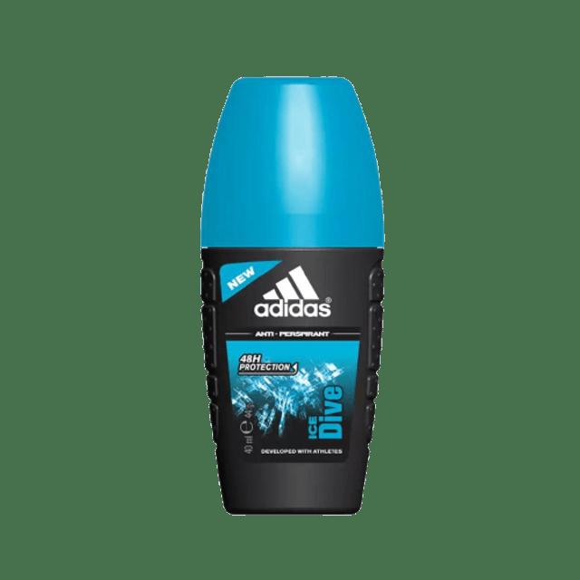 Adidas โรลออนระงับกลิ่นกาย สูตร Ice Dive 1