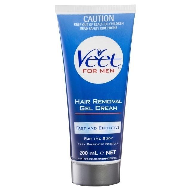 Veet For Men Hair Removal Gel Cream 1