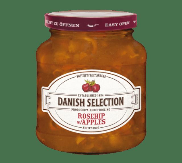 Danish Selection แยมรสโรสฮิปผสมแอปเปิล 1