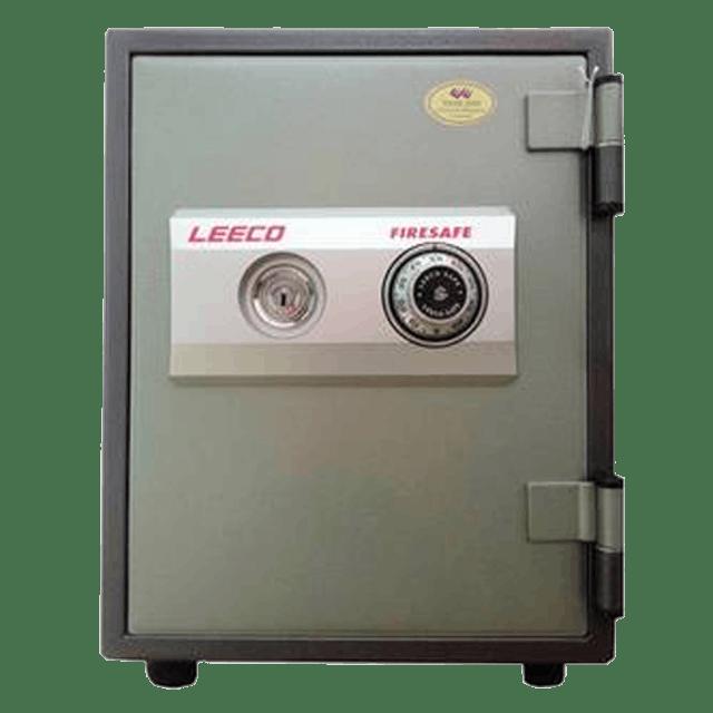 LEECO ตู้เซฟนิรภัยแบบรหัสหมุน ES-7 1