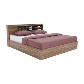 10 อันดับ เตียงนอน 6 ฟุต ยี่ห้อไหนดี ฉบับล่าสุดปี 2021 ดีไซน์สวยทั้งเตียงเหล็ก เตียงไม้ มีแบบมีลิ้นชัก 1