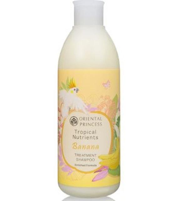Oriental Princess  Tropical Nutrients Banana Treatment Shampoo Enriched Formula 1