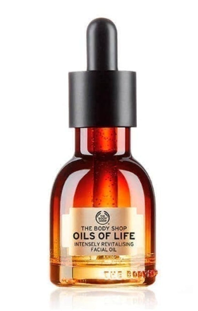 THE BODY SHOP Oils of Life Intensely Revitalising Facial Oil  1
