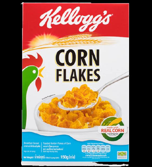 Kellogg's  อาหารแห้งในเซเว่น อาหารแห้ง Corn Flakes 1
