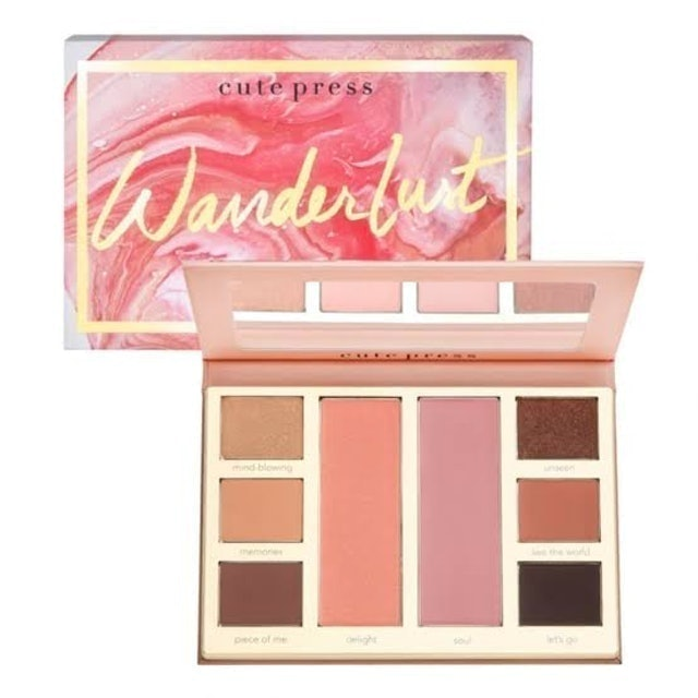Cute Press Day to Night Palette 1