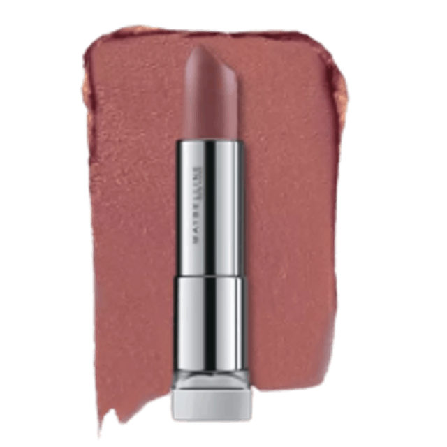 Maybelline Inti-Matte Nude Collection  1