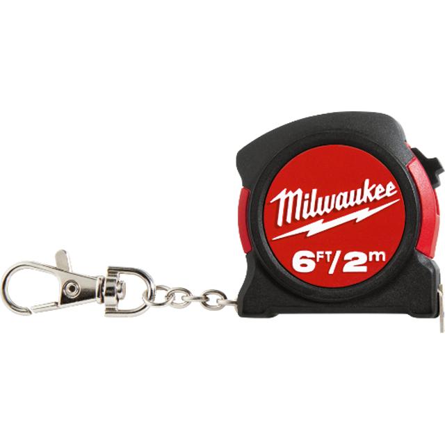 Milwaukee ตลับเมตรพวงกุญแจ รุ่น 48-22-5506 1