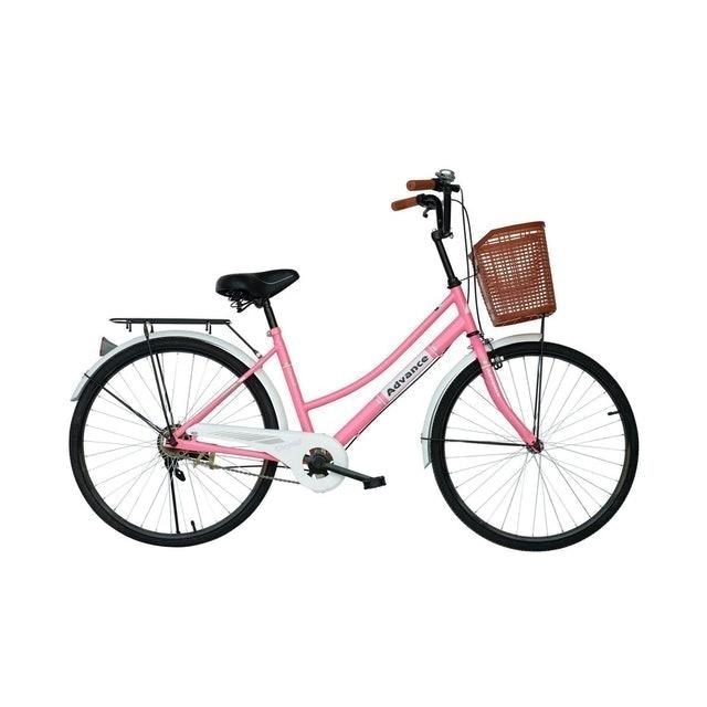 Advance/Cosmic  จักรยานแม่บ้าน รุ่น Chrystal 24x1.38 วินเทจ 1