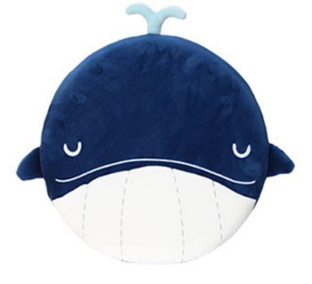 Miniso เบาะรองนั่งปลาวาฬ 1