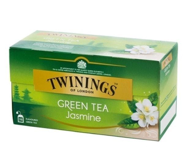 ทไวนิงส์  ชาเขียวมะลิ 1