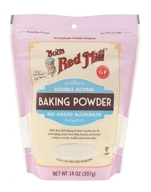 Bob's Red Mill ผงฟูสำหรับทำขนม Double Acting Baking Powder 1