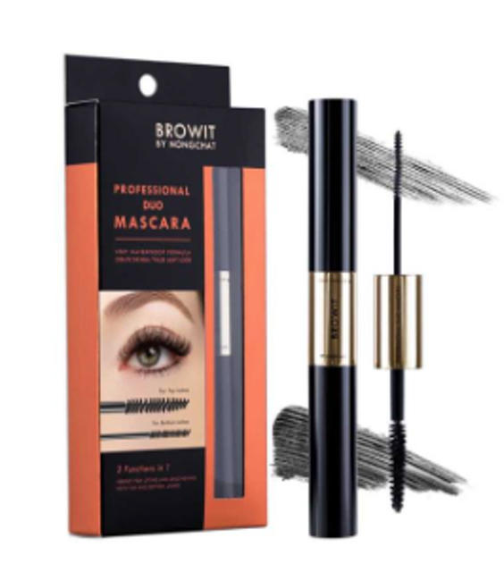 Browit By Nongchat Professional Duo Mascara 1