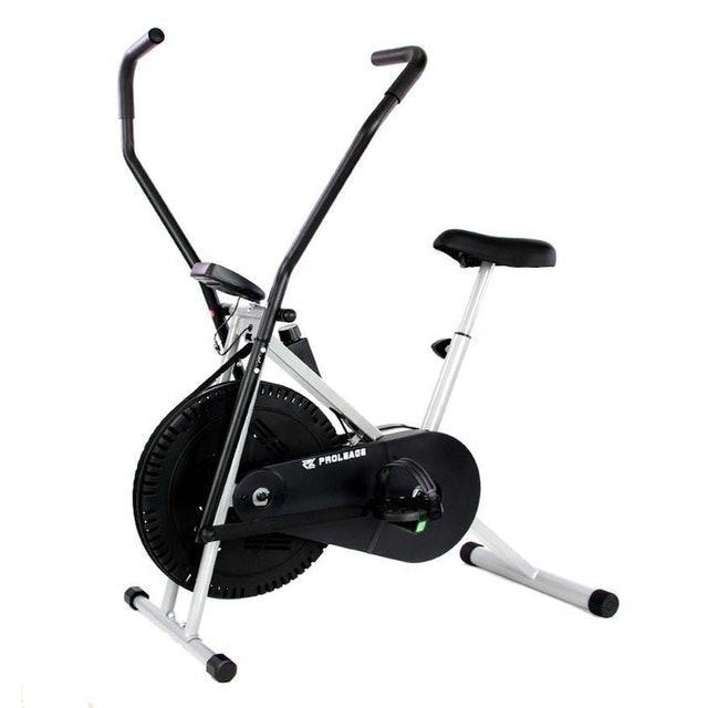 Proleage จักรยานออกกำลังกาย Air Bike 2in1  1