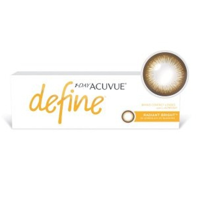 1 DAY ACUVUE  Define Radiant Bright 1