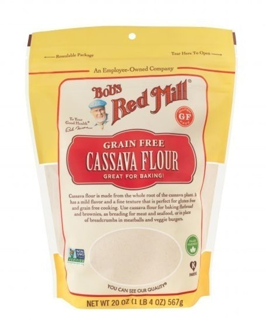 Bob's Red Mill แป้งมันสำปะหลัง GREAT FOR BAKING 1