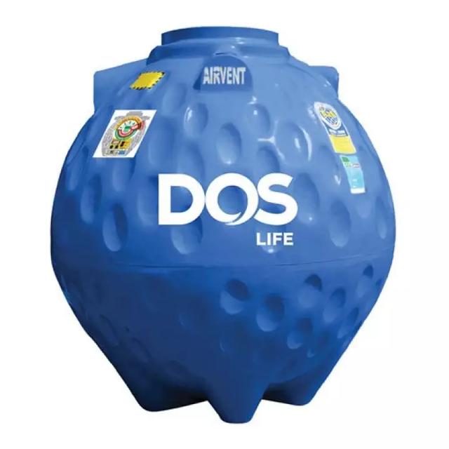 DOS ถังเก็บน้ำใต้ดิน รุ่น GOLD 600L 1