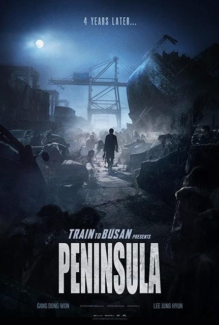 RedPeter Films New Movie หนังผีเกาหลี Peninsula ฝ่านรกซอมบี้คลั่ง 1