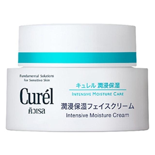 Curel Intensive Moisture Care Intensive Moisture Cream 1