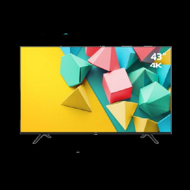 Hisense ทีวี 4K Smart 4K Ultra HD TV รุ่น 43E6F 1