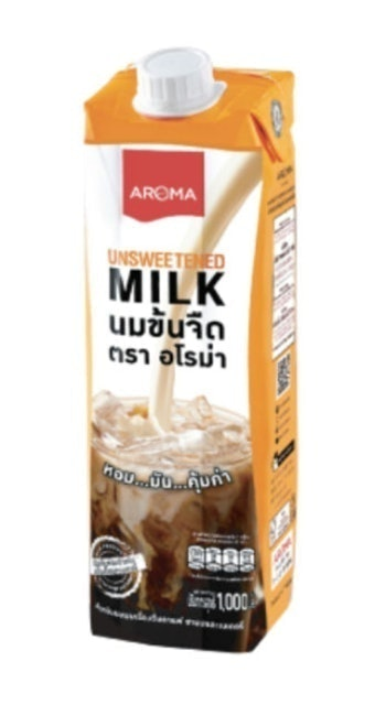 AROMA นมข้นจืด  1