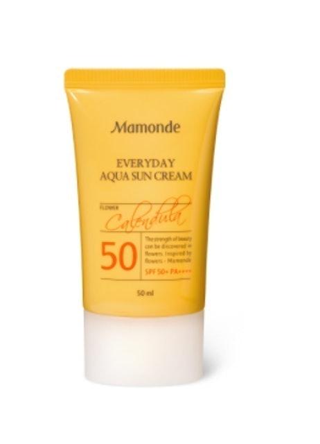 Mamonde  ครีมกันแดด Everyday Aqua Sun Cream  1