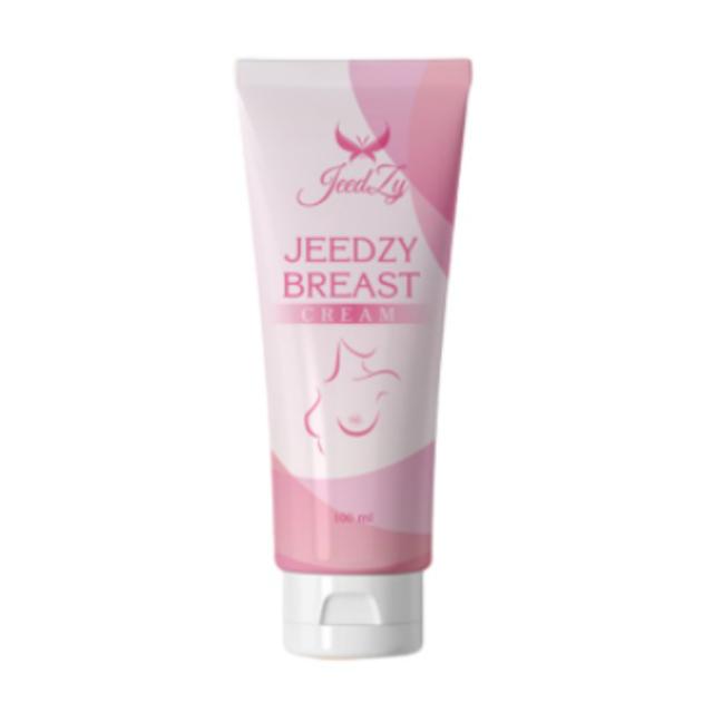 Jeedzy ครีมเพิ่มขนาดหน้าอก Breast Booster Cream 1