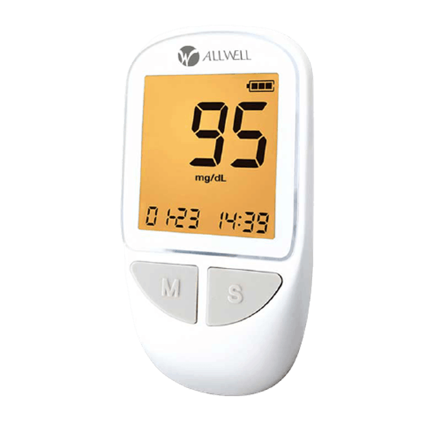 ALLWELL เครื่องวัดระดับน้ำตาลในเลือด รุ่น G-426  1