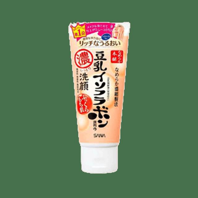 SANA Nameraka Honpo Moist Cleansing Wash Foam 1
