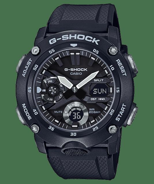CASIO  นาฬิกา G-Shock ผู้ชาย รุ่น GA-2000S-1ADR 1