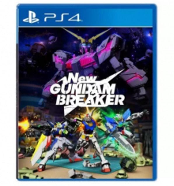 PS4 New GUNDAM BREAKER 1