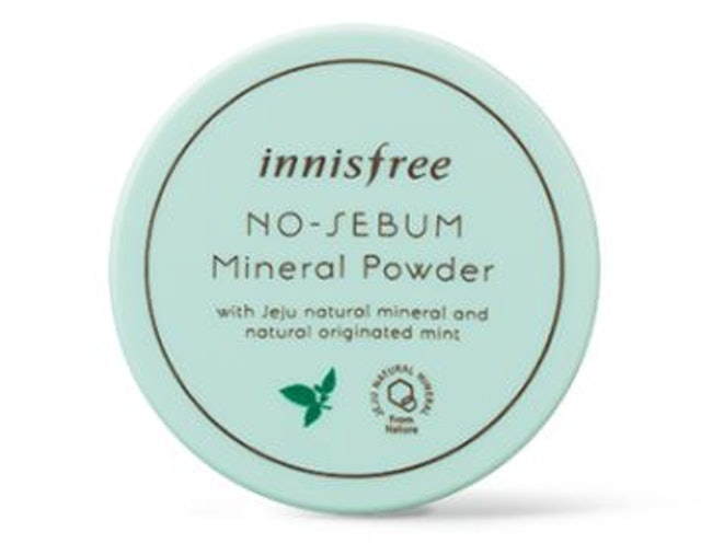 Innisfree No-sebum Mineral Powder 1