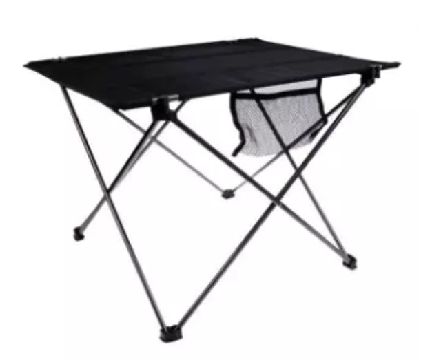 MagiDeal  Aluminium Alloy Camping Folding Table 1