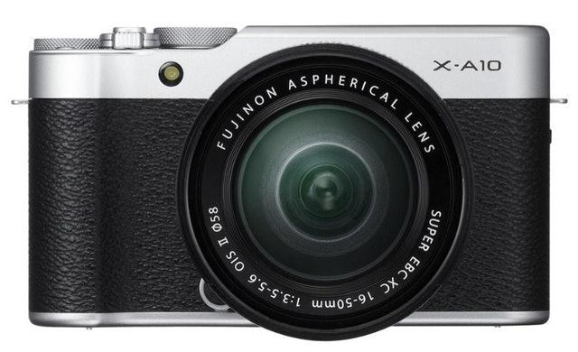 FUJIFILM กล้อง Mirrorless รุ่น X-A10  1