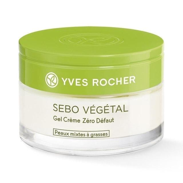 Yves Rocher Sebo Vegetal Zero Blemish Moisturizing Gel Cream 1